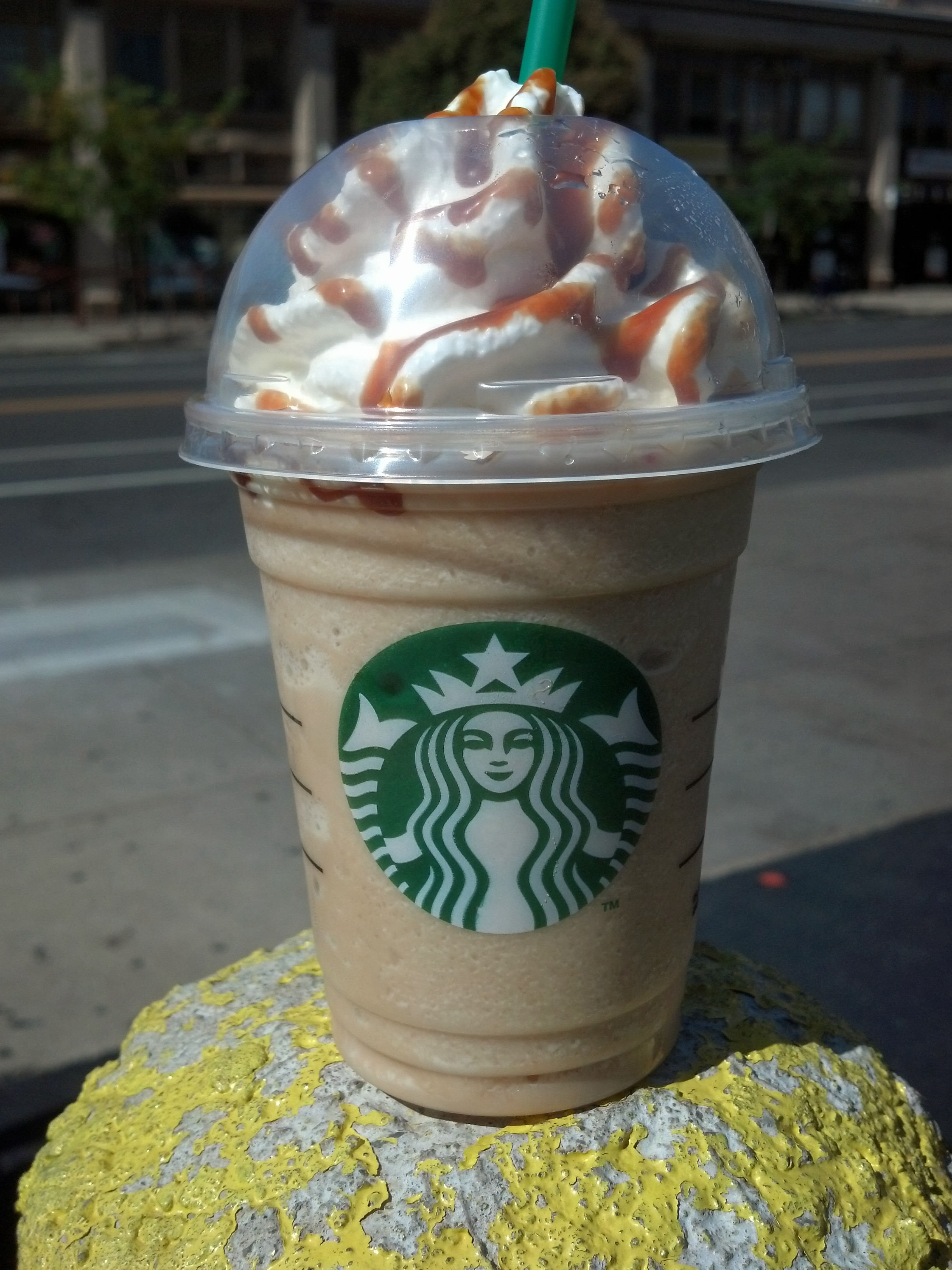 Starbucks Secret Menu French Vanilla Frappuccino Starbucksrecipes