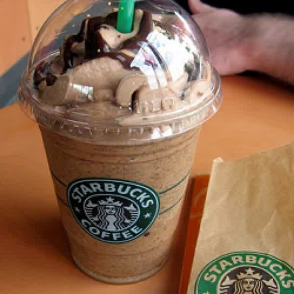 Tuxedo Mocha Frappuccino Starbucks Secret Menu
